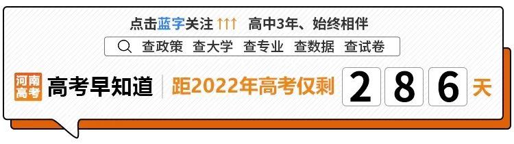 """重磅!2021年河南高考最""""难考""""本二批大学排行榜出炉!"""